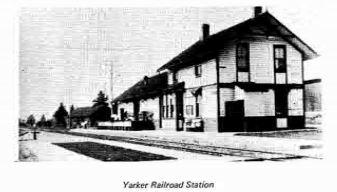 Yarker Railway Stn.