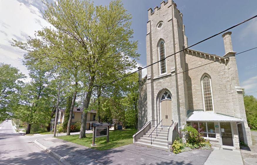 Newburgh United Church