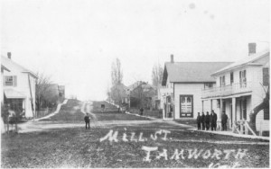 Tamworth Mill st