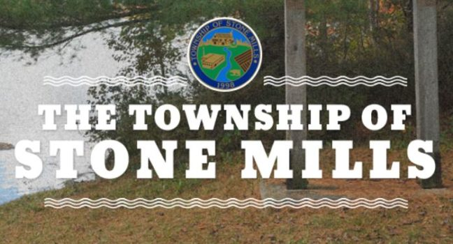 Stone Mills Township Information